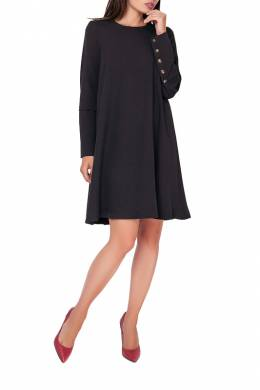 DRESS Foggy FG105_BLACK