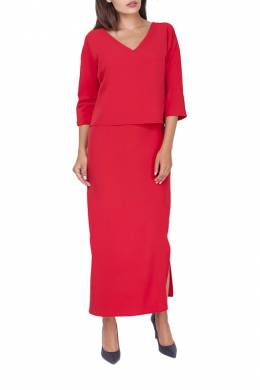 DRESS Foggy FG107_RED