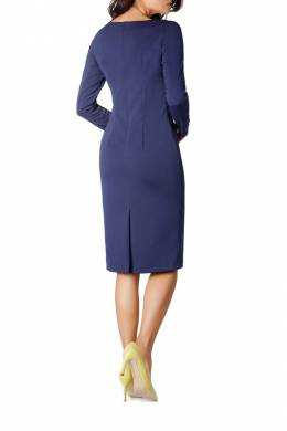 DRESS Foggy FG181_NAVY