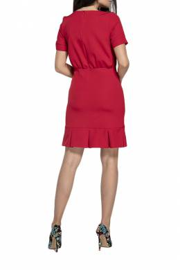 DRESS Foggy FG139_RED