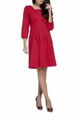 DRESS Foggy FG137_RED