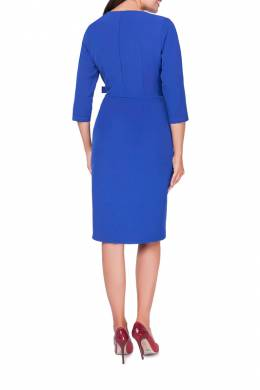 DRESS Foggy FG109_COBALT