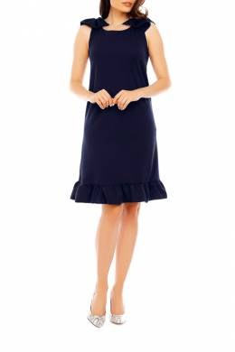 DRESS Foggy FG81_NAVY