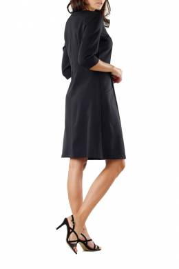 DRESS Foggy FG197_BLACK