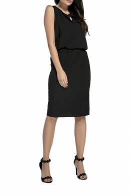 DRESS Foggy FG131_BLACK