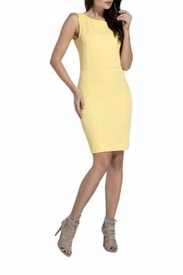 DRESS Foggy FG134_YELLOW