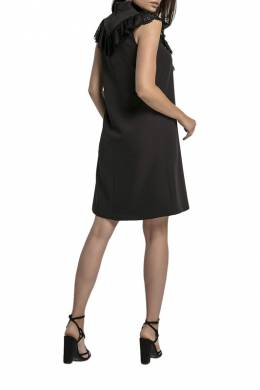DRESS Foggy FG157_BLACK
