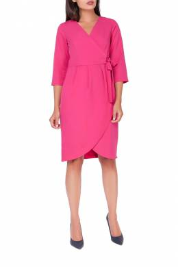 DRESS Foggy FG109_PINK