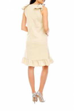 DRESS Foggy FG81_BEIGE