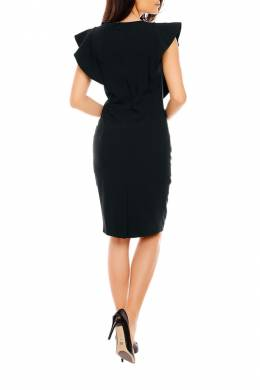 DRESS Foggy FG83_BLACK