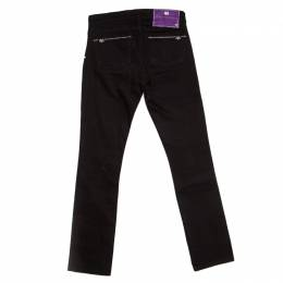 Victoria Beckham	 Black Slim Fit Denim Jeans S