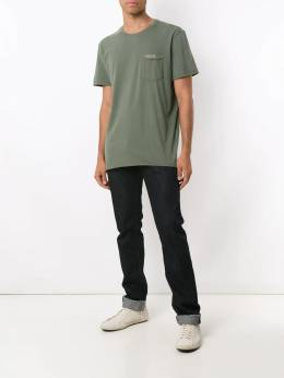 Osklen - plain t-shirt 06936553530000000000