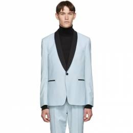 Paul Smith Blue Shawl Tuxedo Blazer M1R-1918S-A00756 41