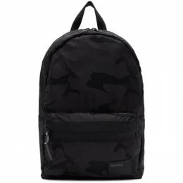 Diesel Black Camo Discover Mirano Backpack X06264 P2084