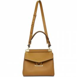 Givenchy Tan Small Mystic Top Handle Bag BB50A3B0LG