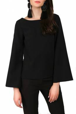 blouse Foggy FG241_BLACK