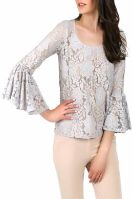 blouse Foggy FG230_GREY
