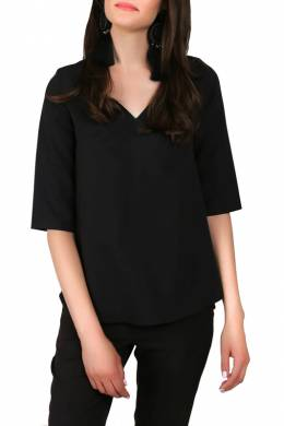 blouse Foggy FG233_BLACK