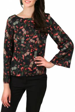 blouse Foggy FG241_RED_BUDS