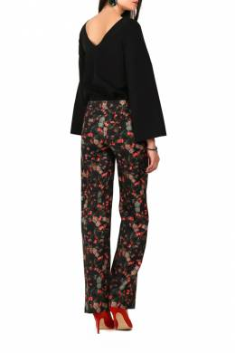 pants Foggy FG226_RED_BUDS