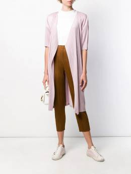 Pleats Please By Issey Miyake - плиссированные брюки 8JF90595036653000000