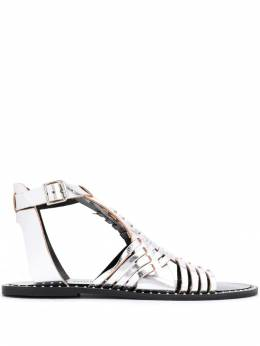 Rebecca Minkoff - strappy flat sandals 5CS69950093980000000