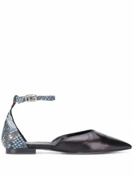 Rebecca Minkoff - Allegra pointed ballerina shoes 0CP99950098630000000