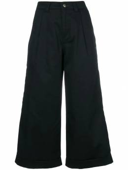 Société Anonyme - cropped wide leg trousers LOONCROPPED903699680