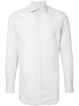 Gieves & Hawkes check fitted shirt G3741EM19061