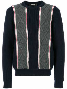 Dsquared2 chunky knit sweater S74HA0872S16395