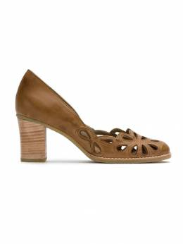 Sarah Chofakian leather pumps BELLEEPOQUEGR55F