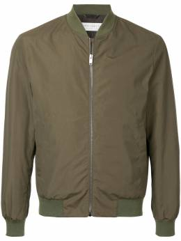 Gieves & Hawkes zipped fitted jacket G3750EI08046