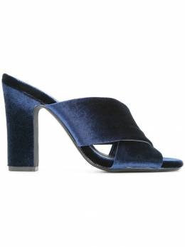 Senso Poppy mules POPPYMIDNIGHT