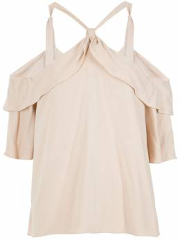Olympiah - could shoulder blouse 65390939598000000000