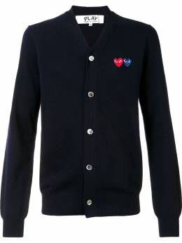 Comme des Garcons Play кардиган 'Double Heart' AZN058