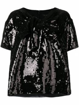 Marc Jacobs sequined v-neck T-shirt M4007590
