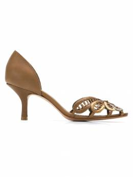 Sarah Chofakian leather pumps QUEROQUEROFN55FO