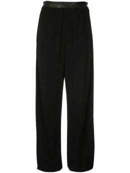 Rosetta Getty - loose-fit trousers 85D93899396556600000