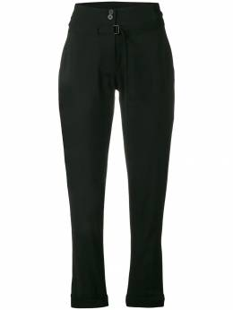 Isabel Benenato straight cut trousers DW53F18
