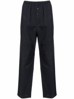 Jil Sander Loose fit trousers JSUN310731MN244900