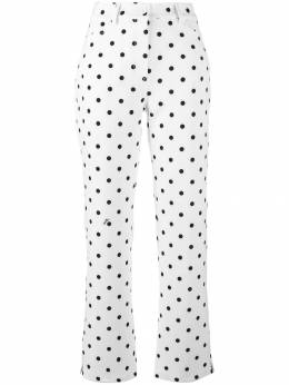 Vivetta - David polka dot trousers 30DAVID9399365900000