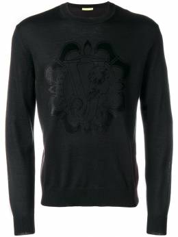 Versace Jeans - classic round neck jumper SA850566009395550900
