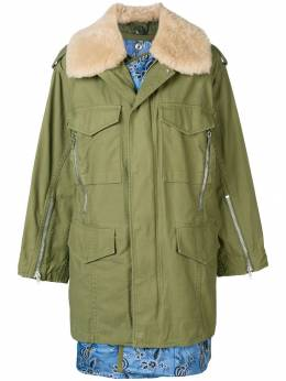 3.1 Phillip Lim Utility Jacket With Inner Vest F1818921BMS