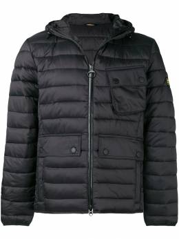 Barbour Ouston quilted jacket MQU0712