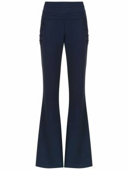 Olympiah - Valle Sagrado flared trousers 96090990559000000000