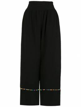 Olympiah - Inca pompom pantacourt trousers 650P9030660600000000
