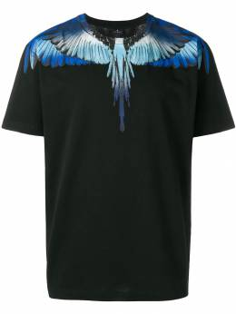 Marcelo Burlon County Of Milan - футболка Wings с принтом A698S996696099388990