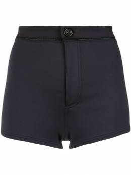 Amir Slama high waisted shorts 10005