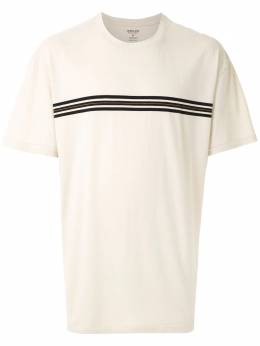Osklen t-shirt with stripe detail 58037