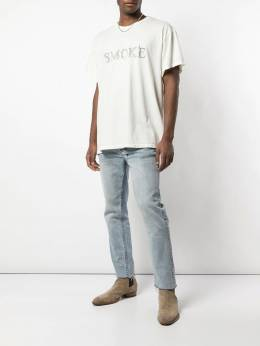 Amiri Smoke T-shirt F9M03112CJ